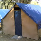 Shelter for quake survivors