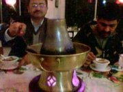 Chinese fire pot
