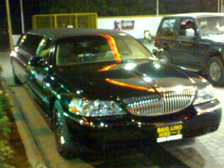 Limo for hire