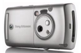 Sony Ericsson P990i mobile