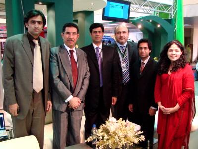 PTCL IPTV Team and Dr. Sadik