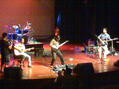 Knumb Pakistani rock group