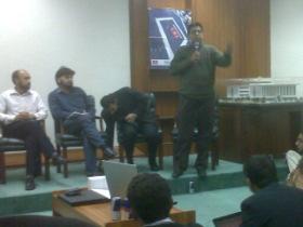 Islamabad bloggers panel
