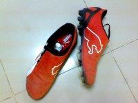 Puma football shoes