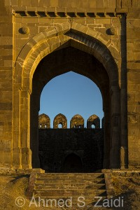 Golden Gate of Rohtas
