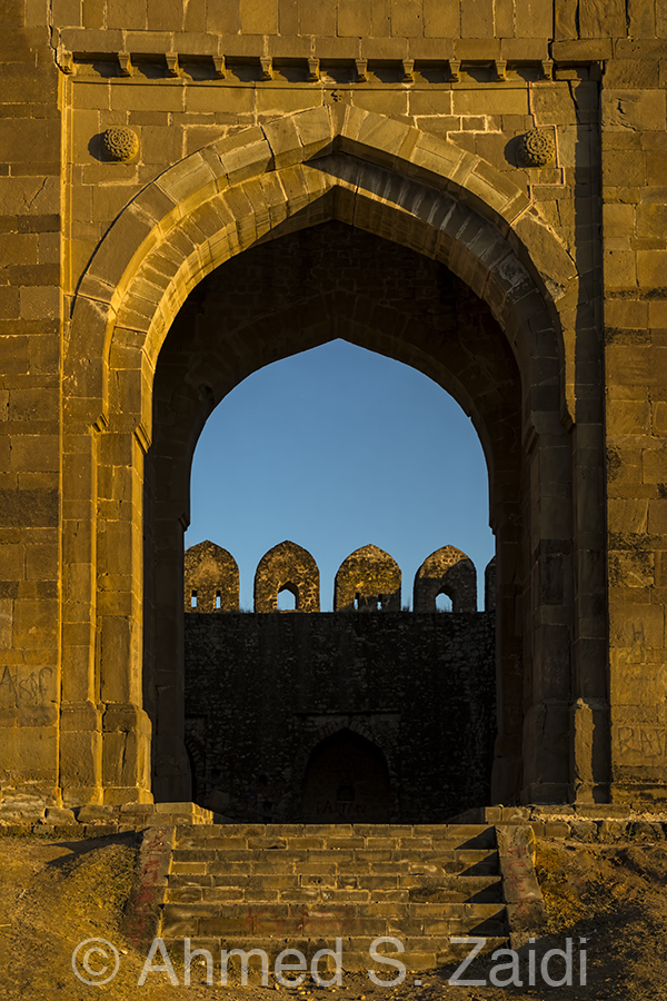 Rohtas fort Shah Chandwali gate