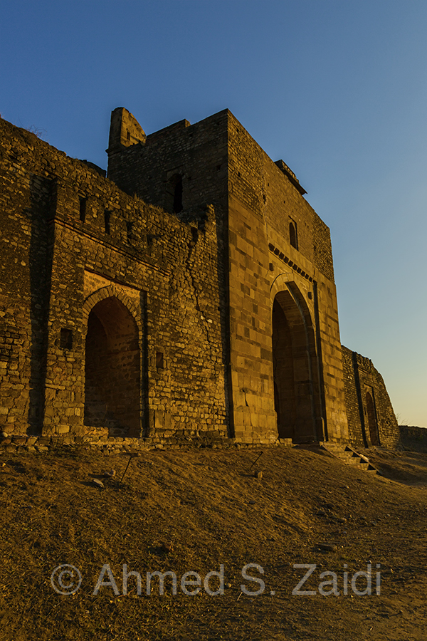 Shah Chandwali gate Rohtas fort