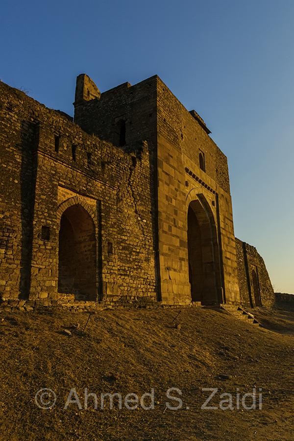 Shah Chandwali gate Rohtas fort