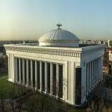 Congress Center in Tashkent, Uzbekistan