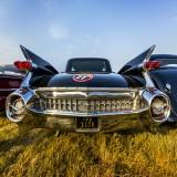 Cadillac Fleetwood at the 2013 PakWheels Auto Show