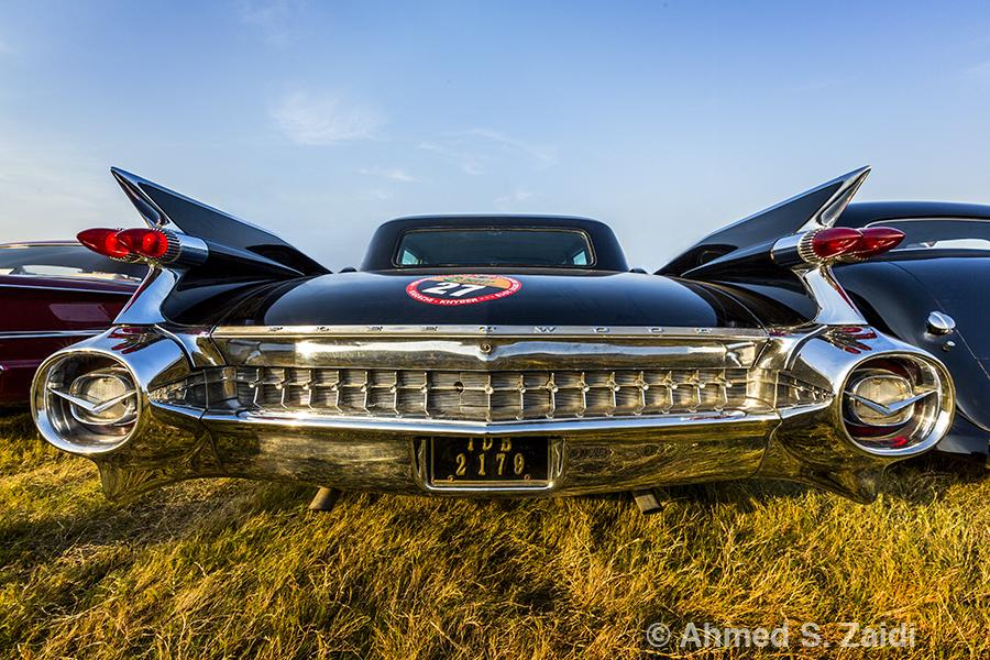 Cadillac Fleetwood PakWheels
