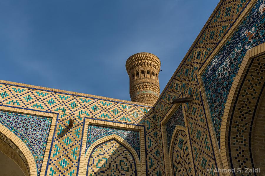 Po-i-Kalyan mosque Bukhara