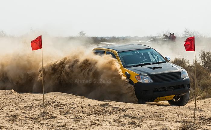 TDCP jeep rally dust veil