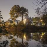 Serenity of Rawal Lake