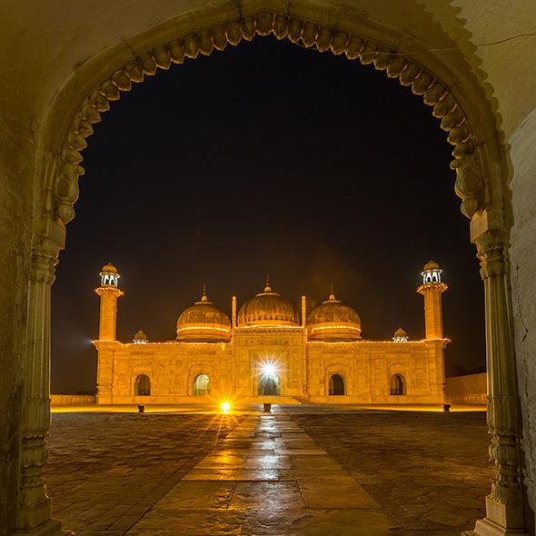 Abbasi Mosque Derawar Fort