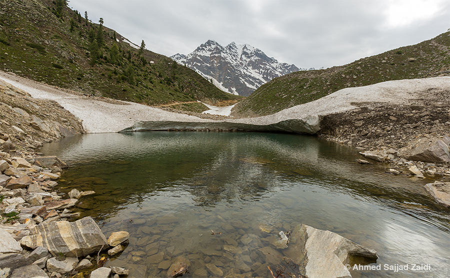 Rama Lake track