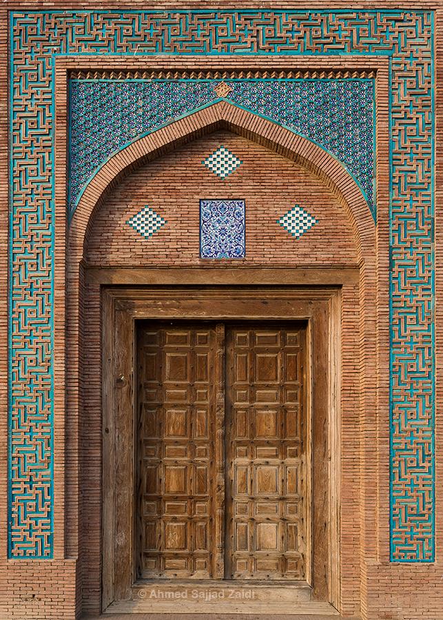 Baha-ud-din Zakariya mausoleum