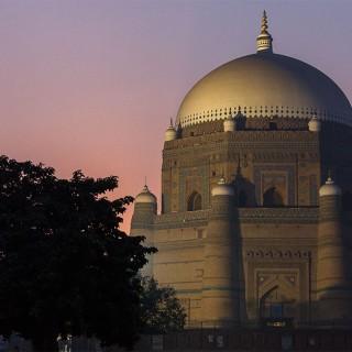 Mausoleum of Shah Rukn-e-Alam in Multan