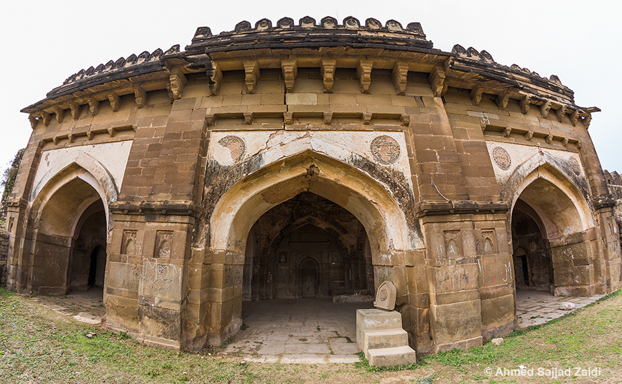Badshahi Mosque Rohtas Fort