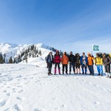 Makra Peak and Siri Paye Winter Expedition