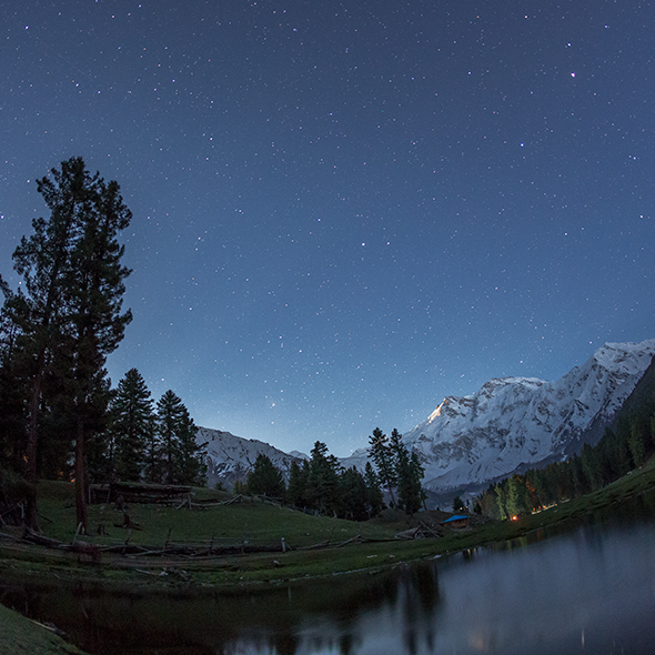 Enchantment of Fairy Meadows