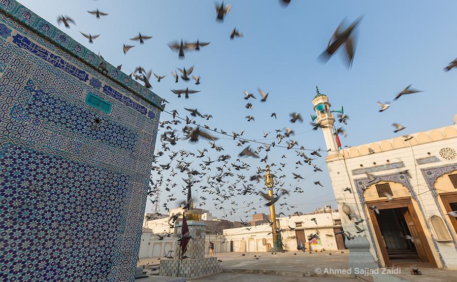 Shah Yusuf Gardez shrine, Multan